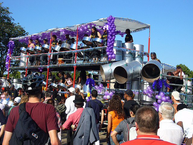 Notting Hill Carnival - Panorama Steel Drum Competition
