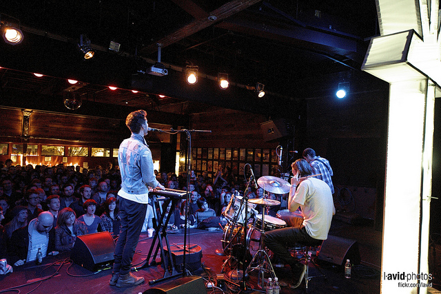 most legendary small gig venues - Seattle's The Crocodile