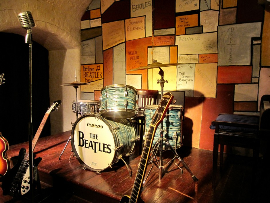 world's most legendary small gig venues - cavern club