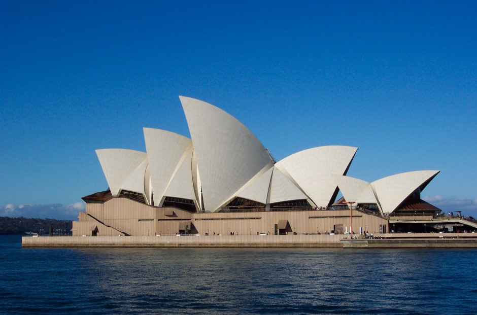 musos guide to Sydney - The Sydney Opera House