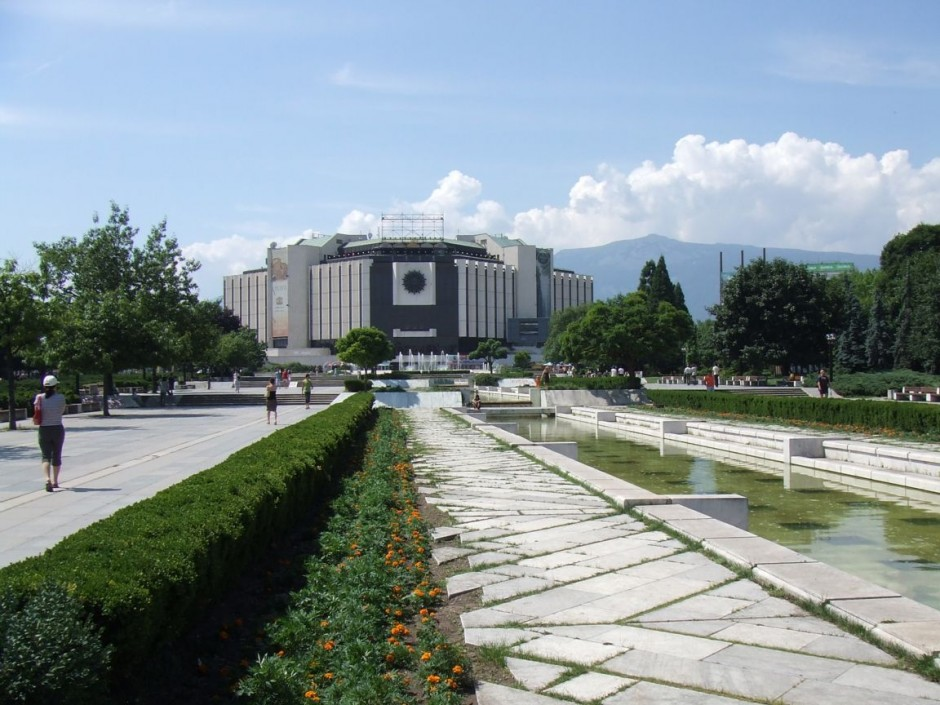 Must See Sights in Sofia - National Palace