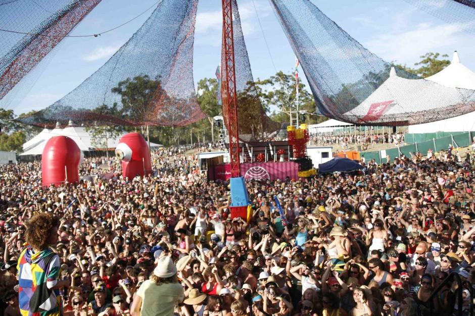 best Australian music festivals