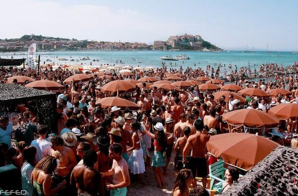 best Corsica music festivals