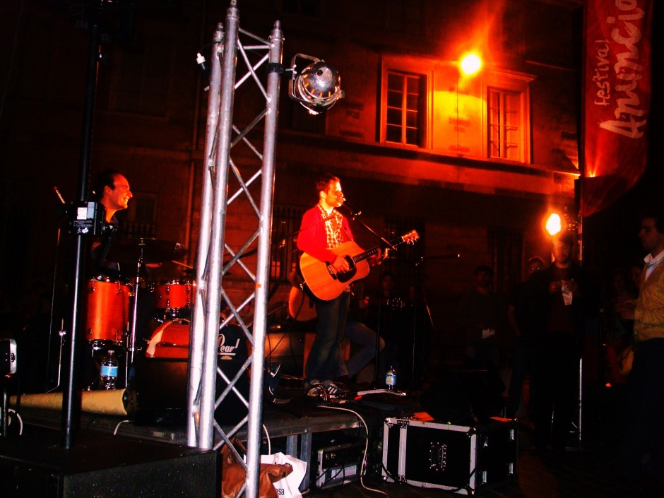 Anniversary of Fete de la Musique in Paris