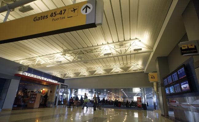 Inside-an-airport