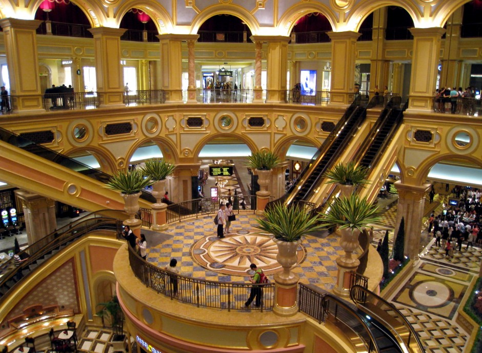 The_Venetian_Macao_The_Great_Hall