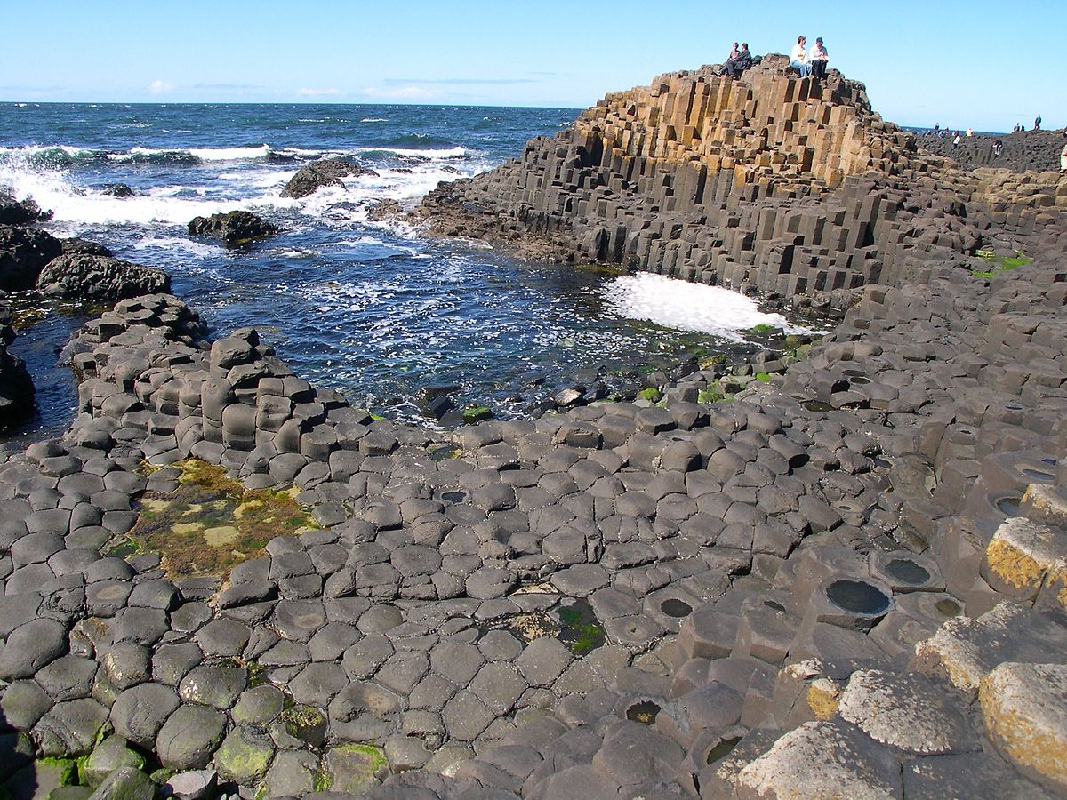 The Giant's Causeway is a truly inspirational place